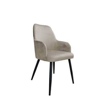 Bright brown upholstered PEGAZ chair material MG-09