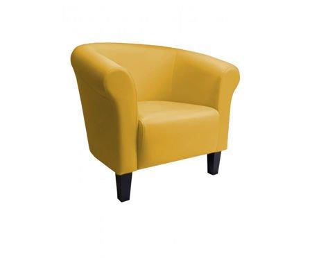 CHILDREN'S Armchair MALIBU yellow