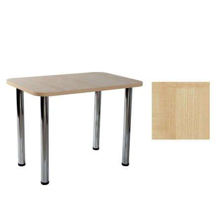 Carlo 04 Maple 50x80x2,8 table