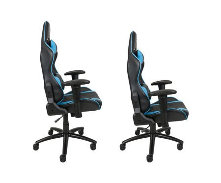 Gaming Armchair Scorpion Light Blue SKG004 JN