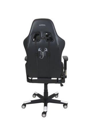 Gaming Armchair Scorpion White SKG005 B