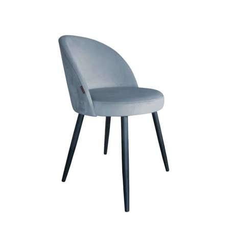 Gray-blue upholstered CENTAUR chair material BL-06