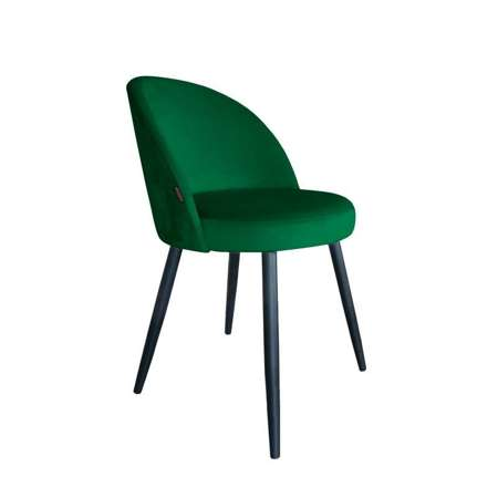 Green upholstered CENTAUR chair material MG-25