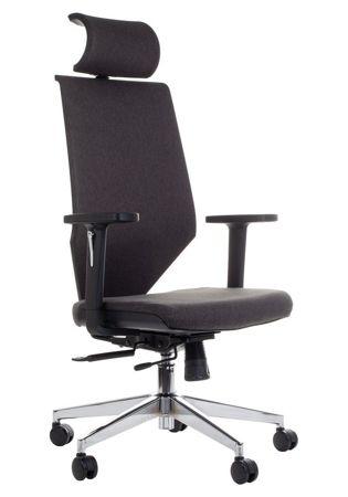 Krzesło Fotel obrotowy - FOGO GRAFIT