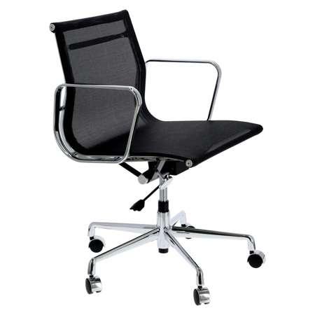 Office armchair CH1171T black mesh, ch