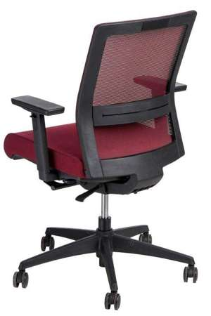 Office chair Press red / red