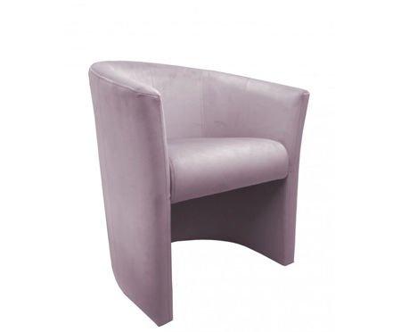 Pinki CAMPARI armchair Magic Velvet 55