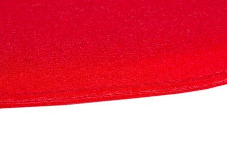 Poduszka na krzesło KR012F czerwony