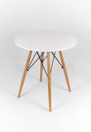 SK DESIGN ST02 TABLE Ø 80 cm, WHITE