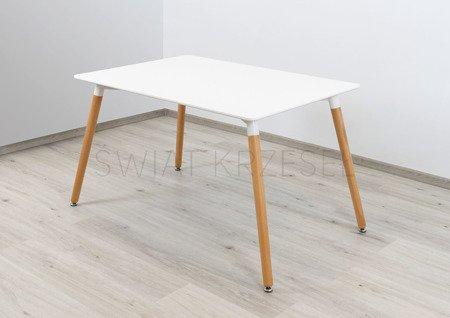 SK DESIGN ST05 WHITE TABLE 120 x 80 cm