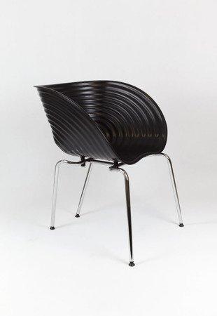 SK Design KR011 Black Chair