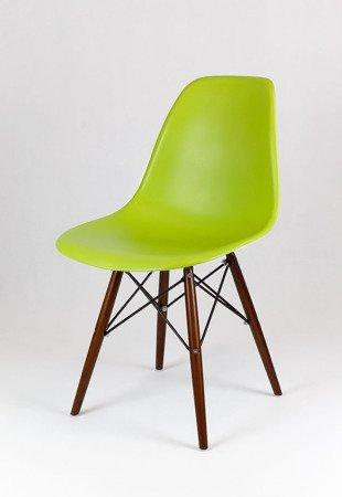 SK Design KR012 Aquamarine Chair, Wenge legs