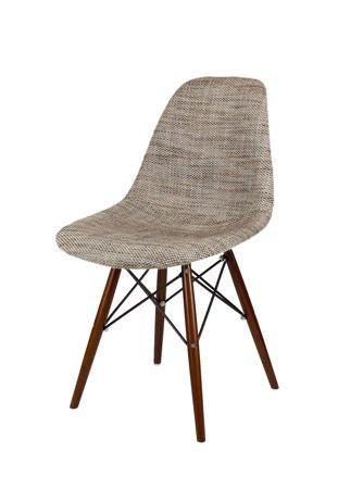 SK Design KR012 Upholstered Chair Lawa02, Wenge legs