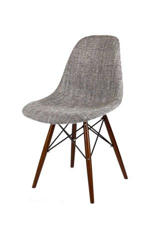 SK Design KR012 Upholstered Chair Lawa05, Wenge legs