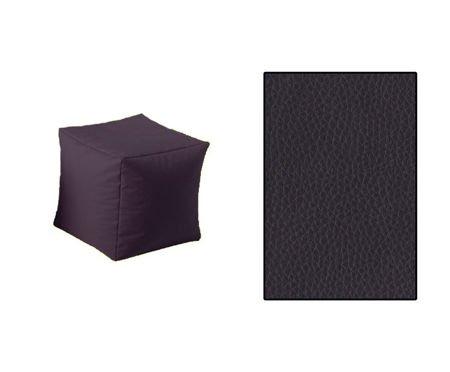 SKN Pouf Black Cubes