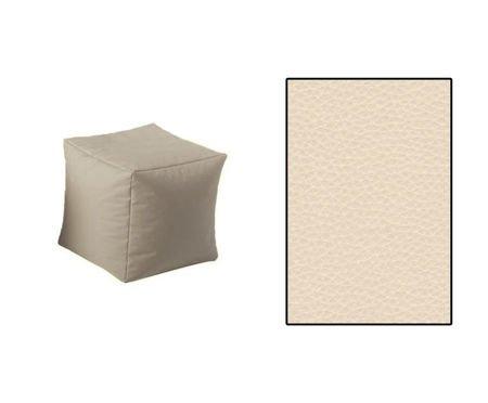 SKN Pouf Cubes Vanilia