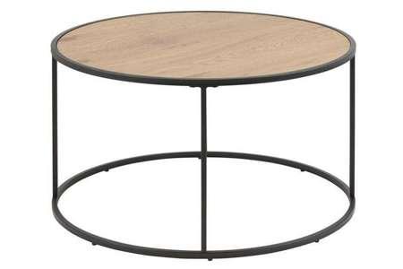 Seaford table Round oak