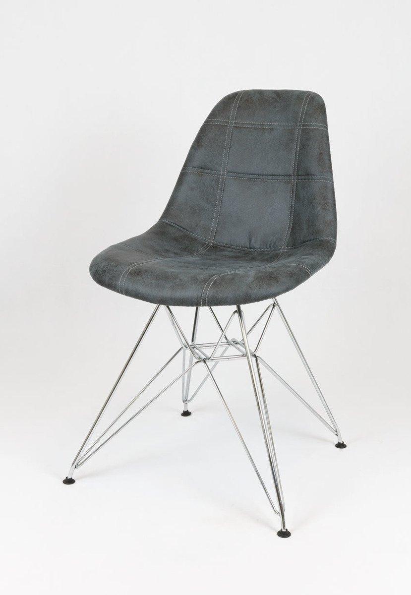 sk design kr012 stuhl eko eames chrom eko metall verchromt angebot st hlen salon. Black Bedroom Furniture Sets. Home Design Ideas