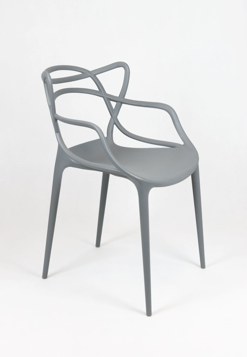 Sk design kr013 grau stuhl grau angebot sonderangebote for Design stuhl hersteller