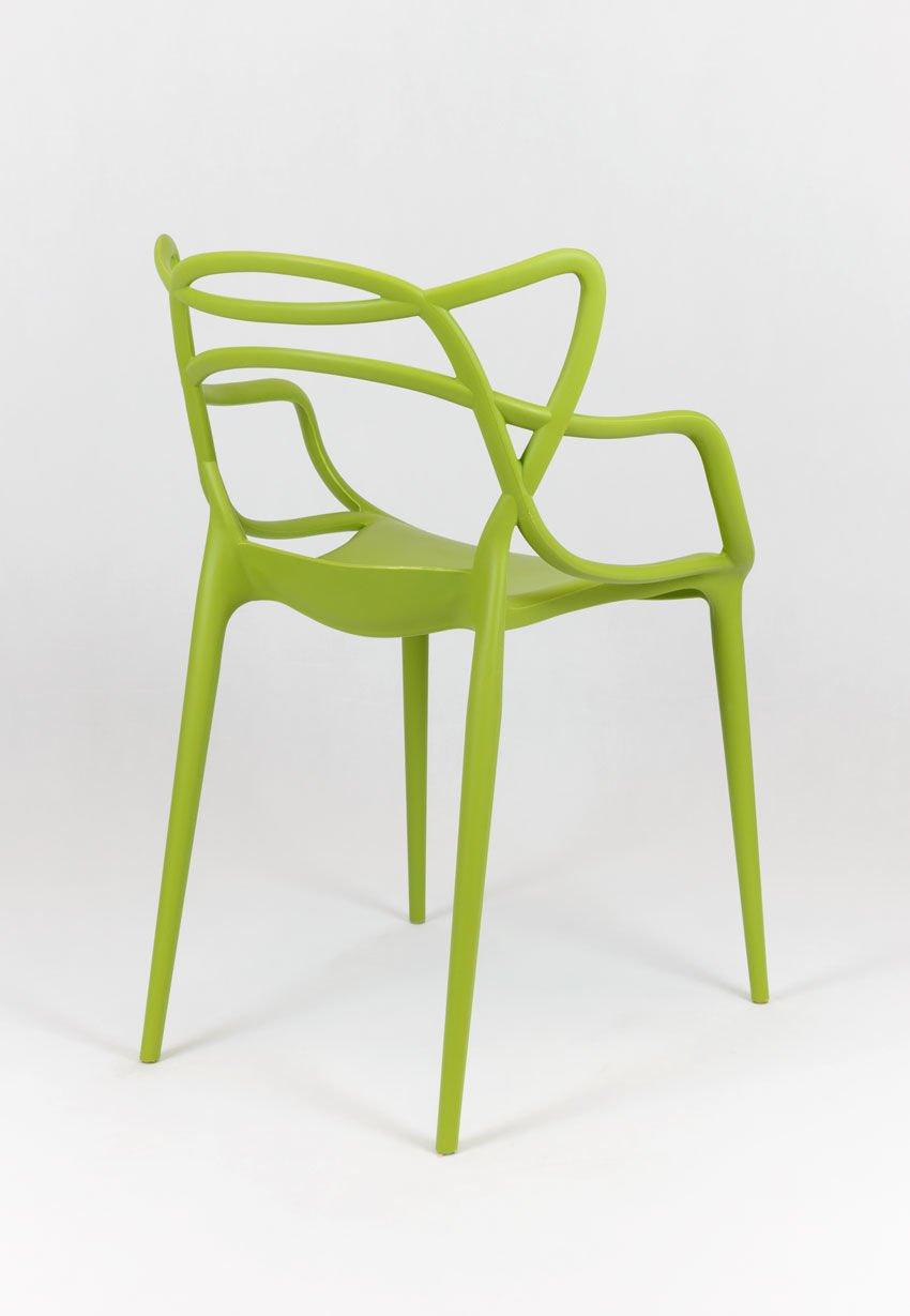 Grun schwarzer stuhl