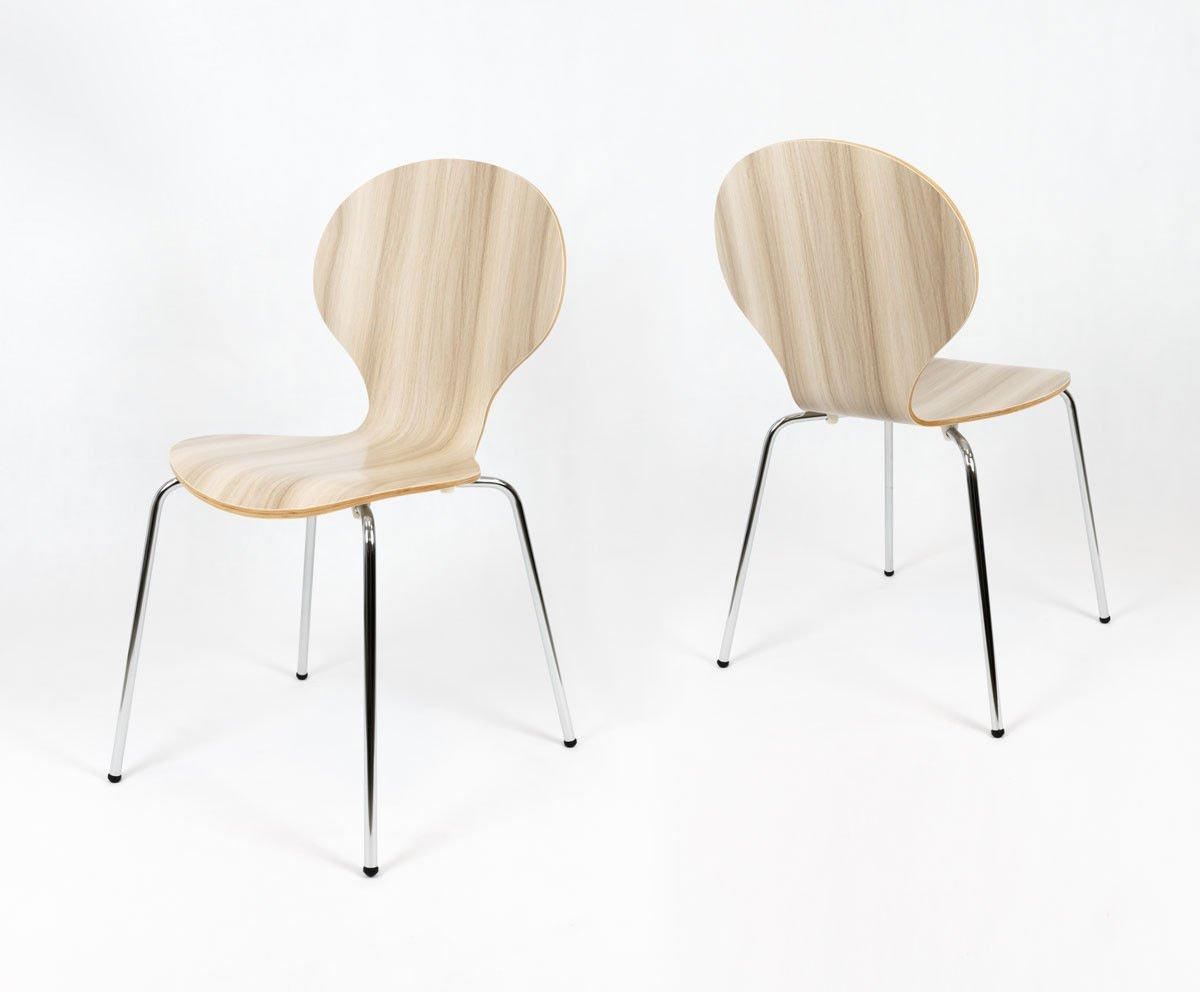 Sk Design Skd004 Stuhl Grau Holz Grau Angebot Stuhlen Buro Konferenzraum Restaurant Hotel Cafe Salon Esszimmer Kuche Stuhle Fur Das Wohnzimmer Salon