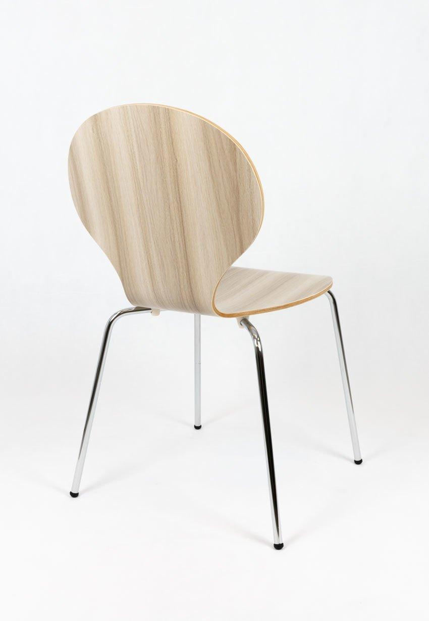 sk design skd004 stuhl grau holz grau angebot st hlen salon esszimmer k che restaurant. Black Bedroom Furniture Sets. Home Design Ideas