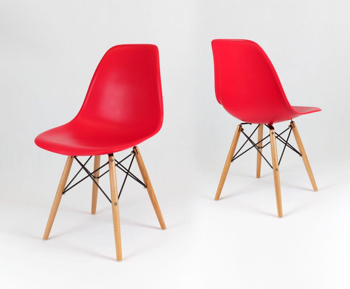 Sk Design Kr012 Rot Stuhl Buche Rot Angebot Stuhlen Salon Esszimmer Kuche Stuhle Fur Das Wohnzimmer Salon Esszimmer Kuche Stuhle Fur Das Esszimmer Salon