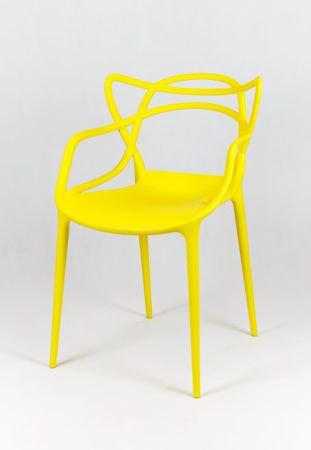 SK Design KR013 Gelb Stuhl
