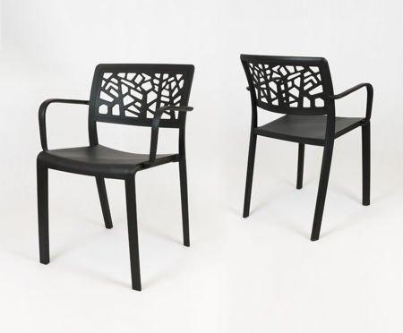 Sk design kr046 schwarz stuhl schwarz angebot st hlen for Design stuhl schwarz