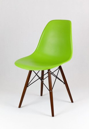 SK Design KR012 Grun Stuhl, Wenge