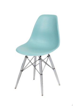 SK Design KR012 Surfin Stuhl, Clear