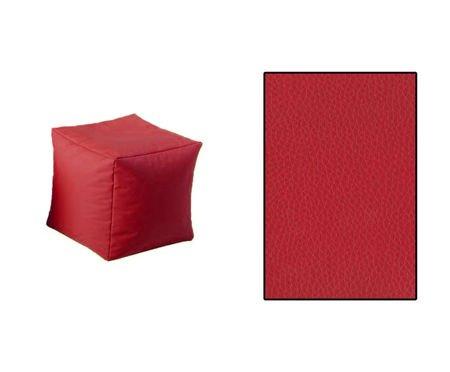SKN Hocker Red Cubes