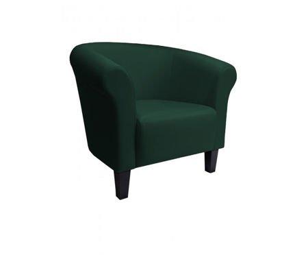 DZIECIĘCY Fotel MALIBU zielony