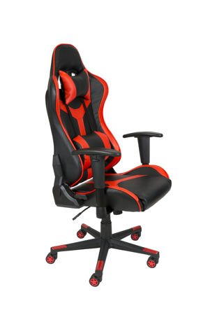 Fotel Gamingowy SK Design Czerwony SKG002 C