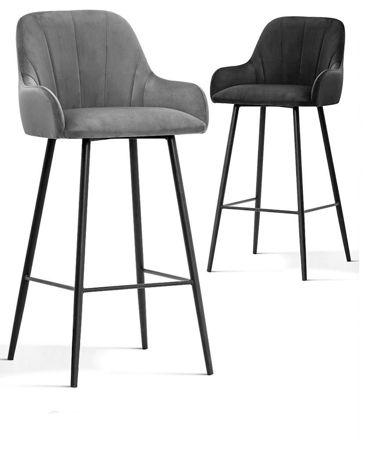 Hoker TULIP 70 cm/ noga czarna / Grupa Standard
