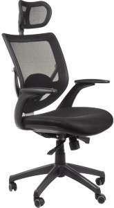 Krzesło Fotel obrotowy Samara - czarny