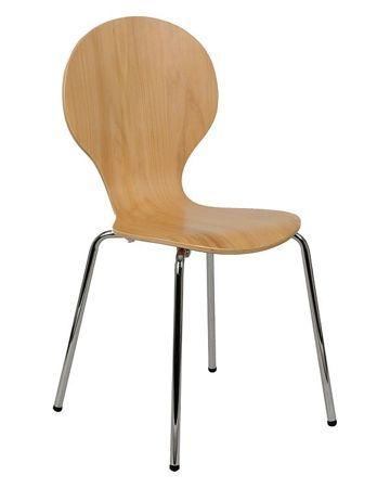 Krzesło sklejka gięta SK-122 BUK BUKOWE