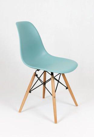 SK Design KR012 Surfin Krzesło, Nogi buk
