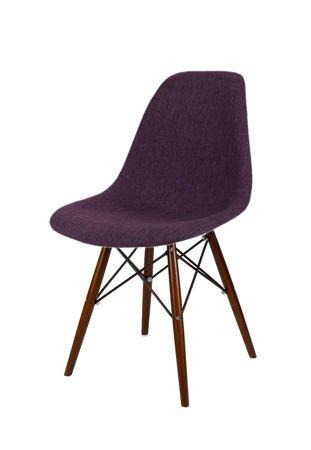 SK Design KR012 Tapicerowane Krzesło Muna17 Wenge