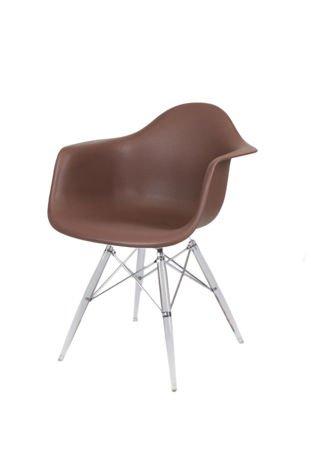 SK Design KR012F Brązowy Fotel Lodowe
