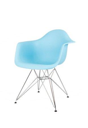 SK Design KR012F Oceaniczny Fotel Chrom