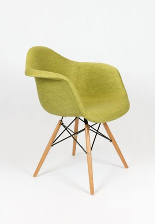 SK Design KR012F Tapicerowany Fotel Atol05 Buk
