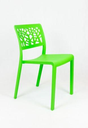 SK Design KR045 Zielone Krzesło