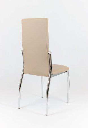 SK Design KS004 Beżowe Krzesło
