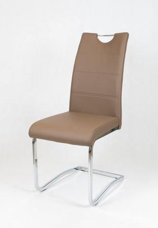 SK Design KS030 Brązowe Krzesło