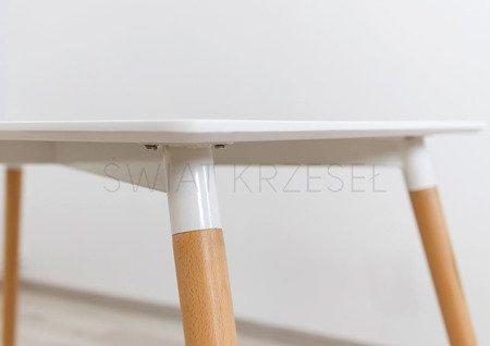 SK Design ST05 Stół Biały 120 x 80 cm
