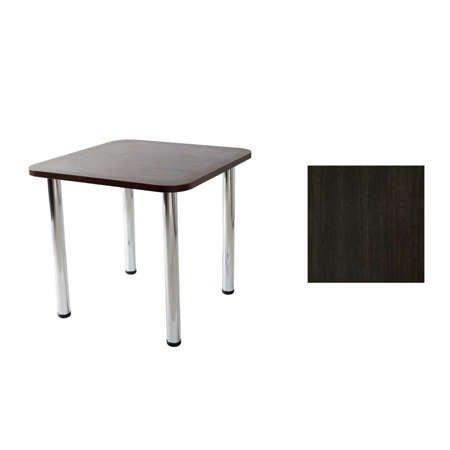 Stół Paola 01 Venge 68x68